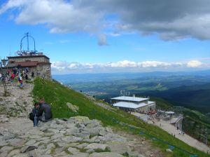 Góry w Zakopanem
